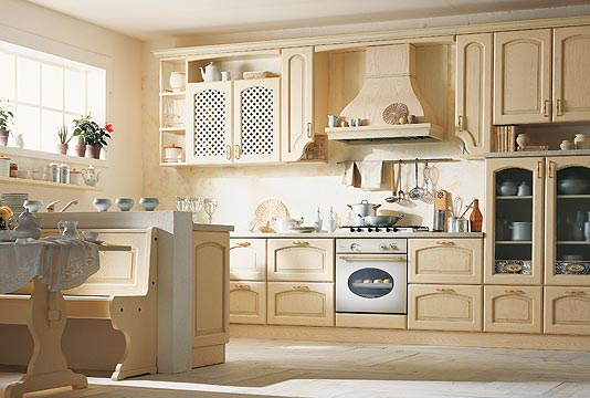 European kitchen systems klondike contracting for Traditional european kitchen