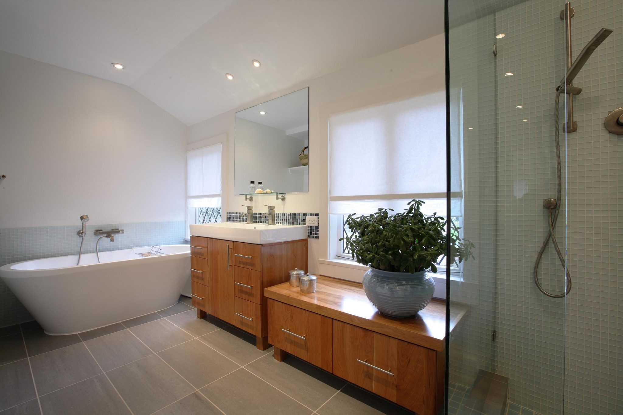 Bathroom renovation beyond the aesthetics klondike for Bathroom renos images