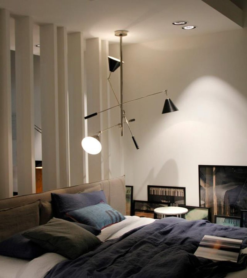 What 39 s in vogue the interior trends we 39 re currently loving for Interior design lighting trends