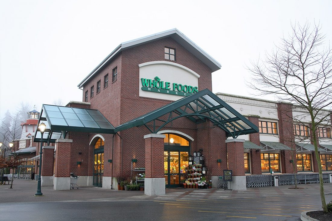 Whole Foods Yvr